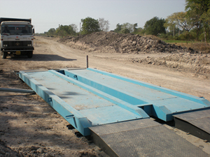 Mobile Wieghbridge / Portable Weighbridge